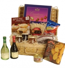 "The ""Queensbury"" Christmas Hamper"