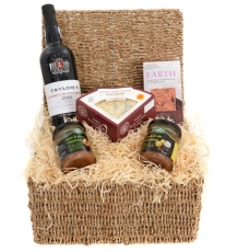 "The Gourmet ""Port & Stilton"" Hamper"