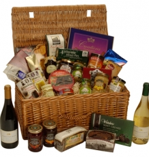 "The ""Fiery Cross"" Christmas Hamper"