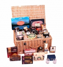 "The ""Lord of the Isles"" Scottish Christmas Hamper"