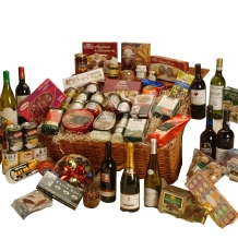 "The ""Limousin"" Christmas Hamper"