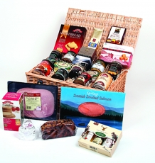"The ""Cairngorm"" Scottish Christmas Hamper"