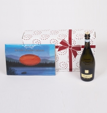 Prosecco & Smoked Salmon Gift Box