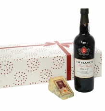 Port & Wedge of Stilton Gift Box