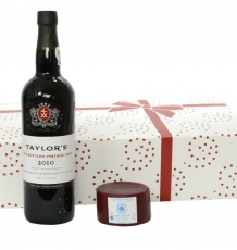 Port & Truckle of Stilton Gift Box