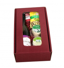 Wine & Soft Cheese Gift Box