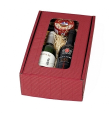 Port, Wine, Cheese & Pate Gift Box