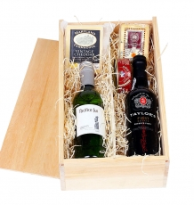 Port, Wine, Cheese & Pate Crate