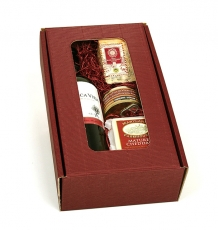 Wine, Cheese & Pate Gift Box