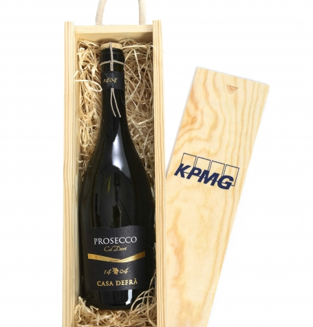 7a. Prosecco in a Wooden Crate – CCR6