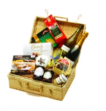 "The ""Serica"" Christmas Hamper"