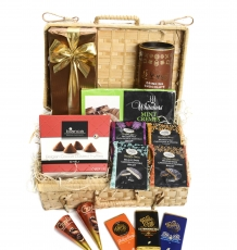 "The ""Dasher"" Chocolate Hamper"