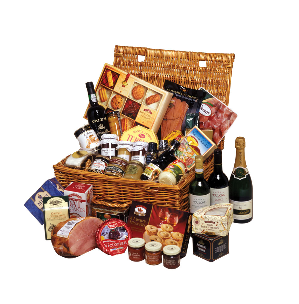 Christmas Hampers.The Normandy Christmas Hamper